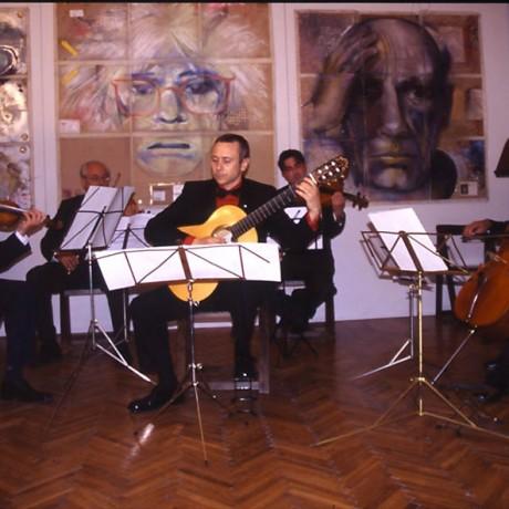 concert, VRNJCKA BANJA_SERBIA