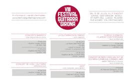 VIII FIG Girona