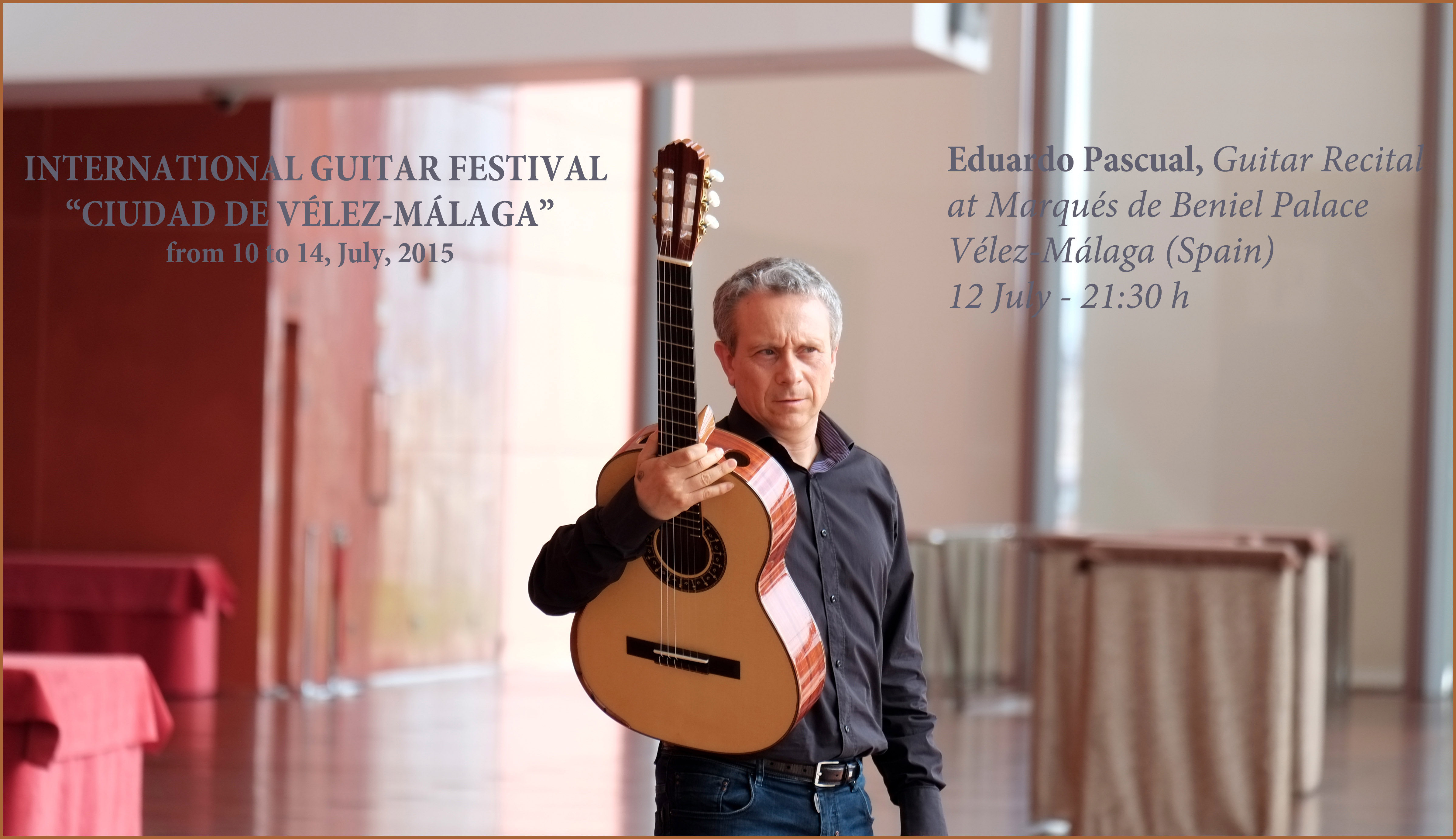 "INTERNATIONAL GUITAR FESTIVAL ""CIUDAD DE VÉLEZ-MÁLAGA"""