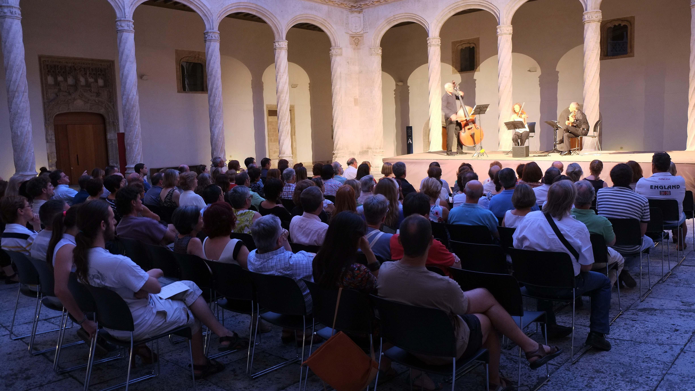 NACHSCHLAG TRIO CAMERATA_Atrio de Santiago (Valladolid)