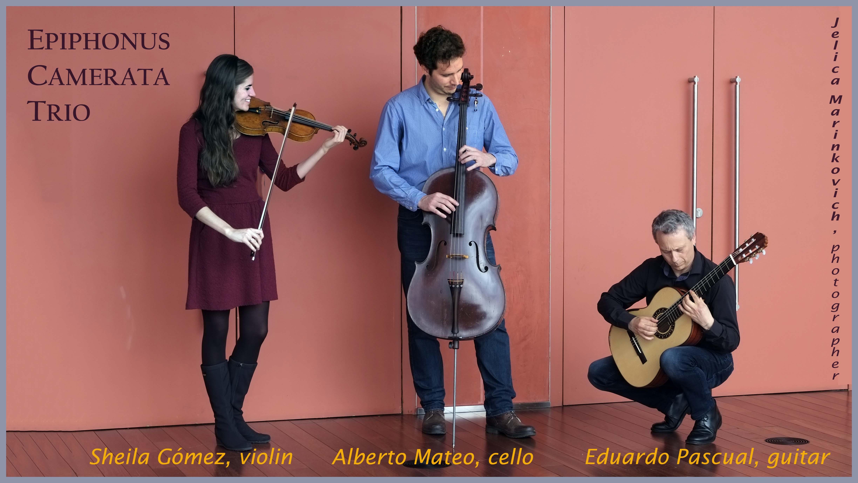 EPIPHONUS TRIO CAMERATA_Osorno (Festival de Música de Palencia)