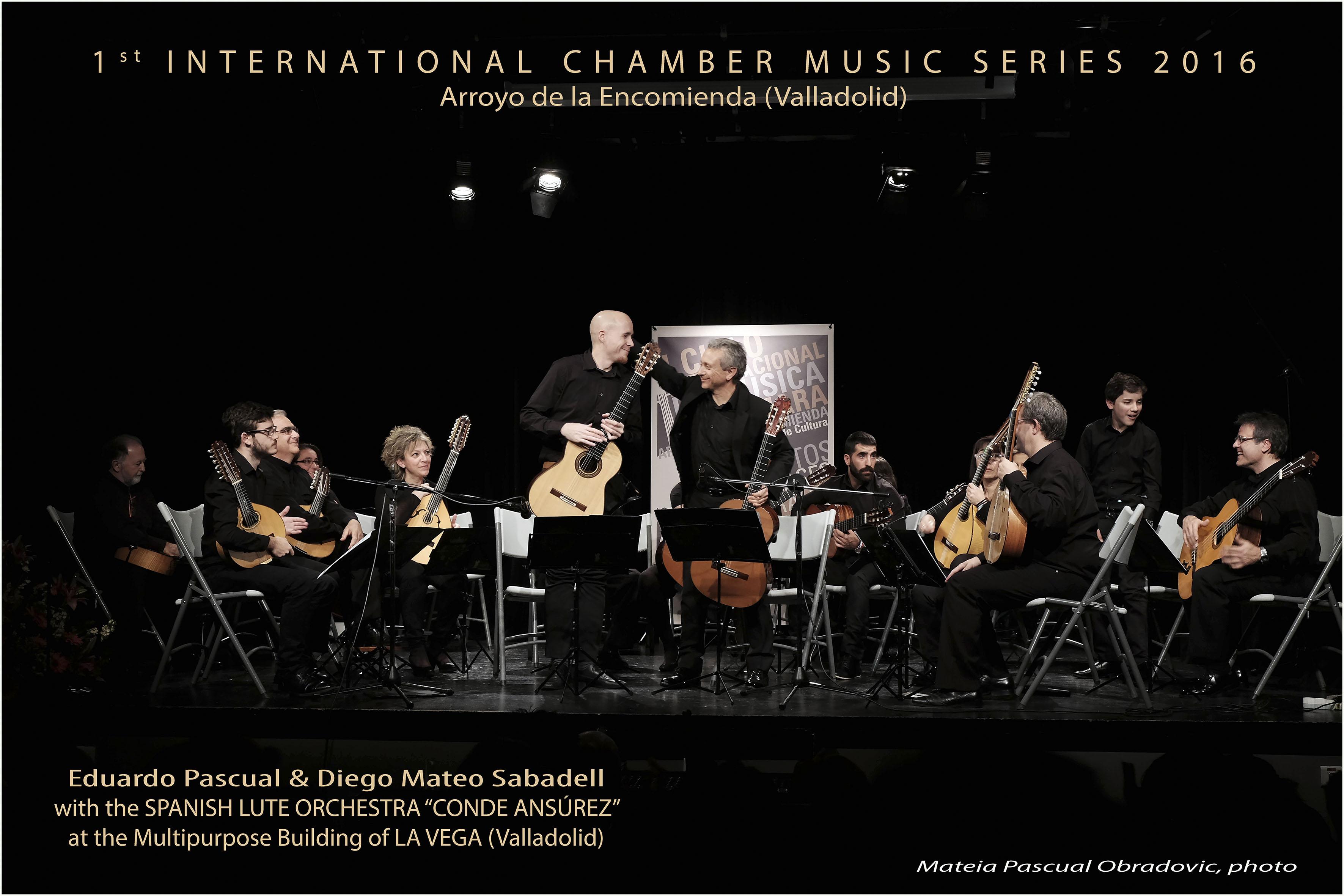 I International Chamber Music Series of Arroyo de la Encomienda