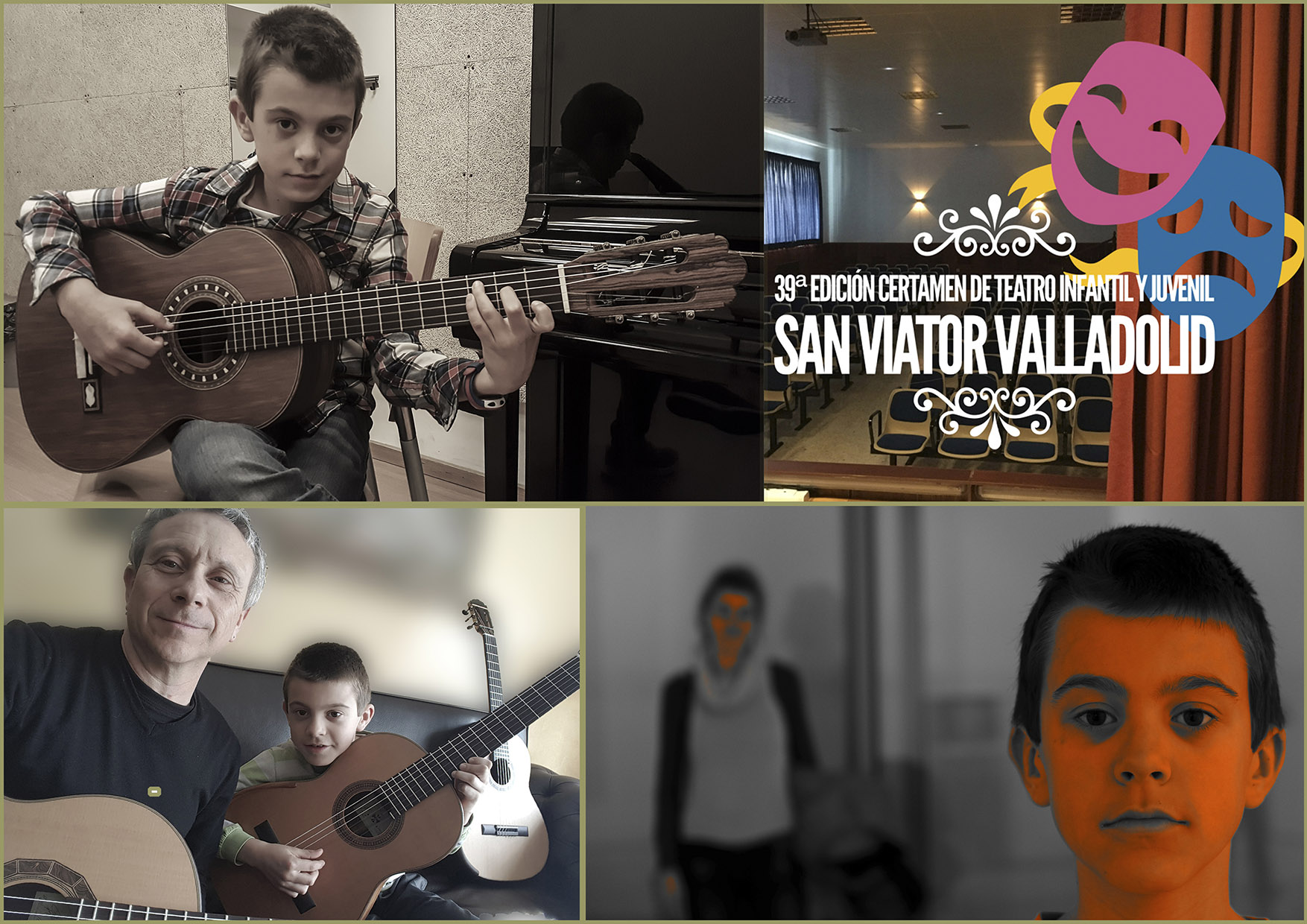 39ª Certamen de Teatro Infantil y Juvenil San Viator (Valladolid)