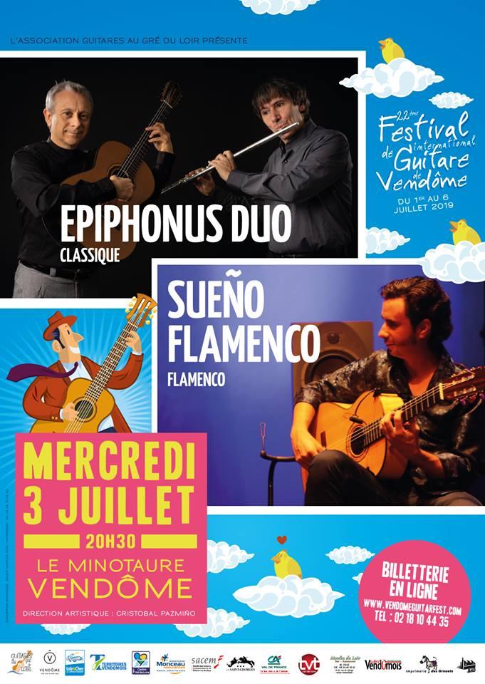 22ª Festival International de Guitare de VENDÔME (France)