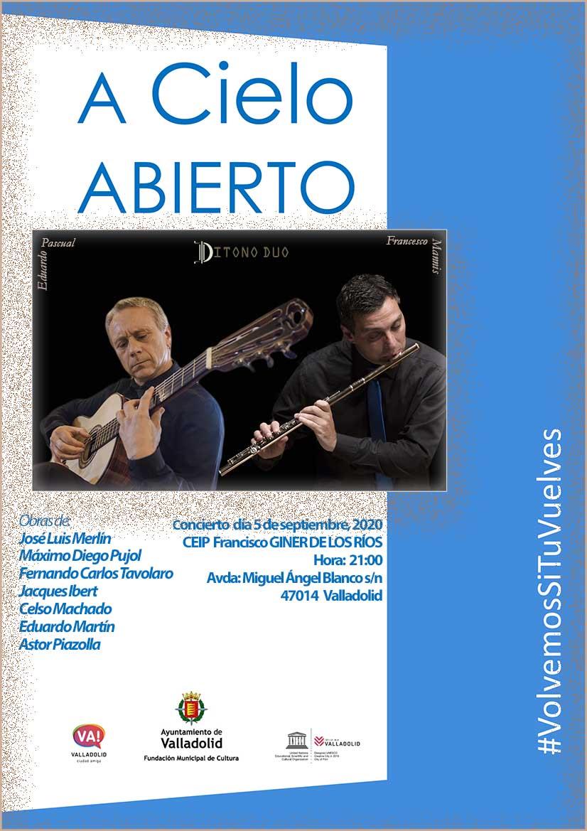 A CIELO ABIERTO (Valladolid)